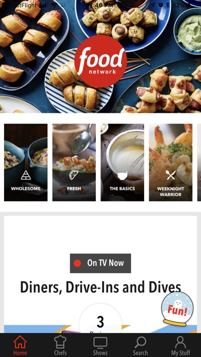 Food Network In the Kitchen for Windows