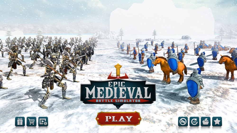 Epic Medieval Battle Simulator hack tool