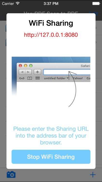 VeryPDF Scan to PDF screenshot-4