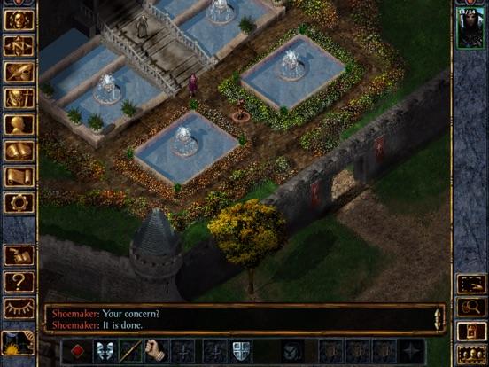 Screenshot #2 for Baldur's Gate