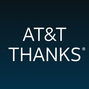 AT&T THANKS® Entertainment app