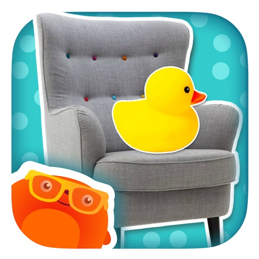Kid Safe Flashcards - At Home iOS App