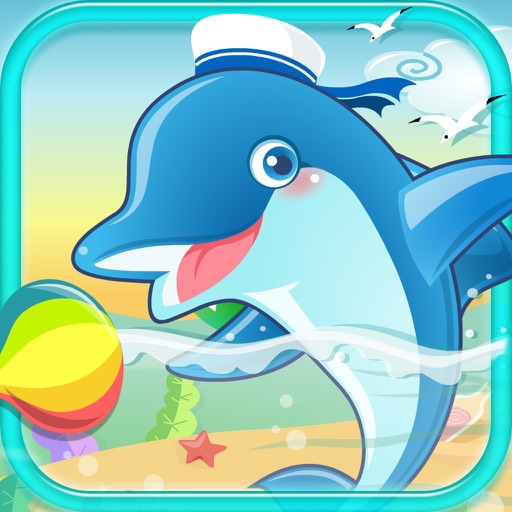 Dolphin Spit Ball