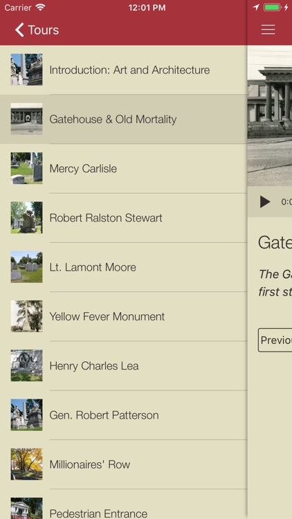 Laurel Hill Cemetery screenshot-3