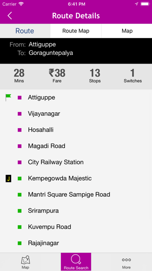 Bangalore Metro on the App Store
