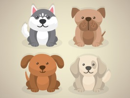 Downloads Dog Emojis for iMessage