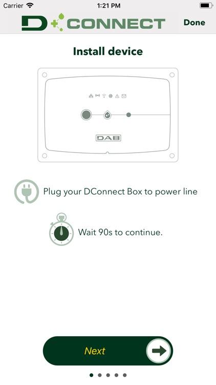 DConnect DAB screenshot-4