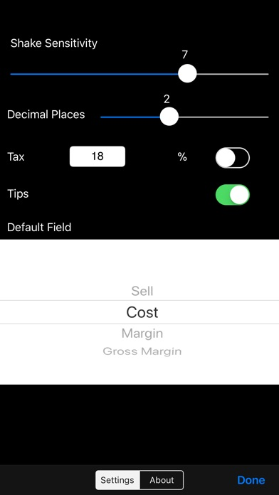 Imargin review screenshots