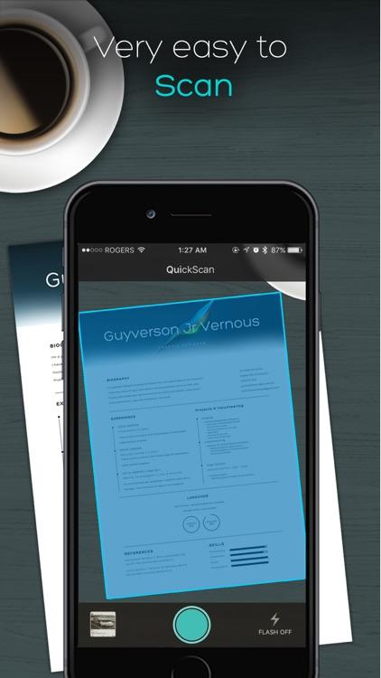 QuickScan: OCR Scanner