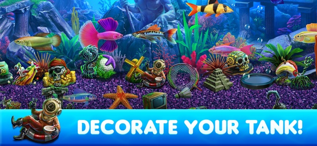 fish tank music download