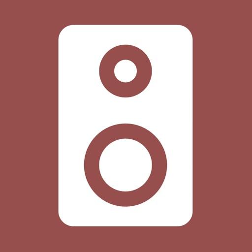 Speaker Discover icon