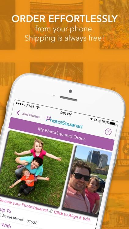 PhotoSquared photo wall tiles screenshot-3