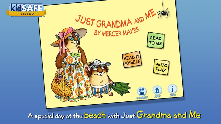Just Grandma and Me