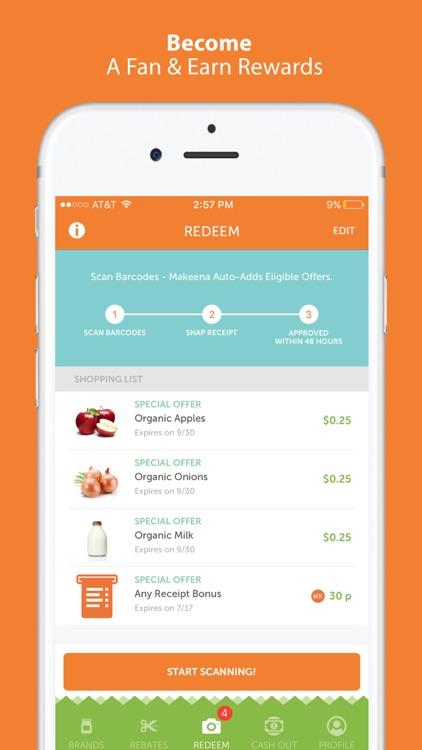 Makeena: Buy Healthy & Save $