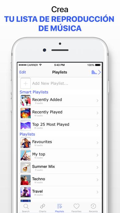 download Reproductor música sin limites apps 3