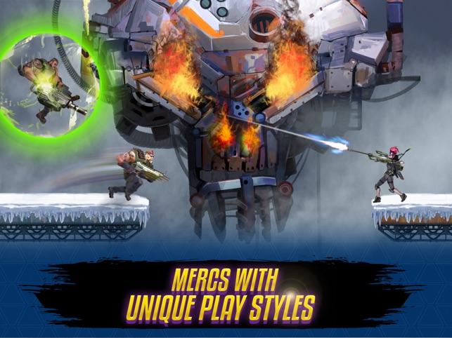 Mayhem - PVP Arena Shooter Screenshot