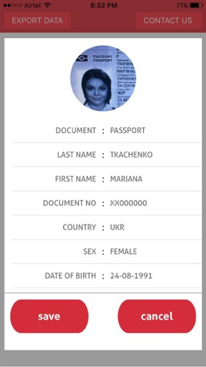 Accura Scan - ID Card Scanner on the App Store