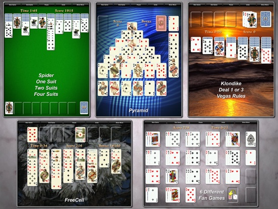 Screenshot #3 for Solitaire City