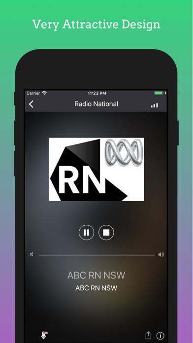 United State Radios Stations screenshot three