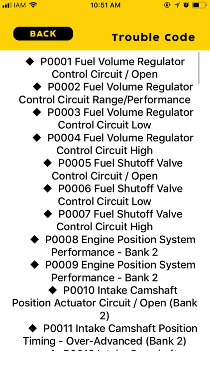OBD2 Trouble Code screenshot-3