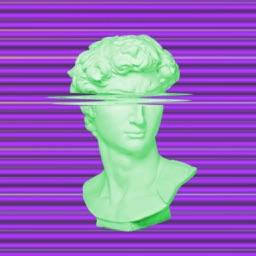 VaporGlitch - Vaporwave Editor