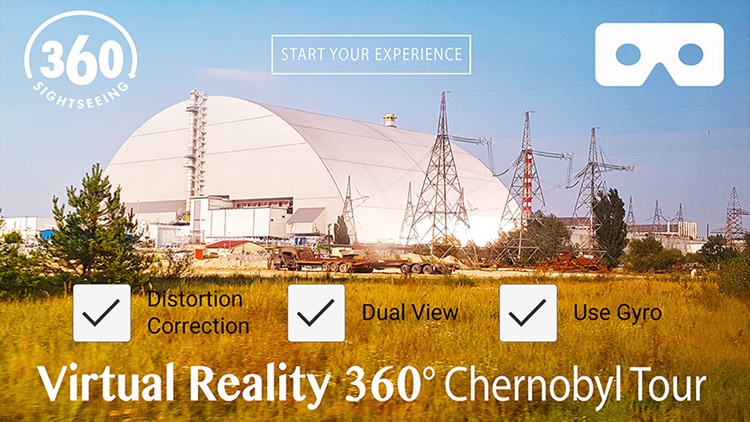 Chernobyl 360 VR Travel
