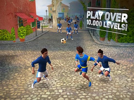 SkillTwins Football Game 2 для iPad