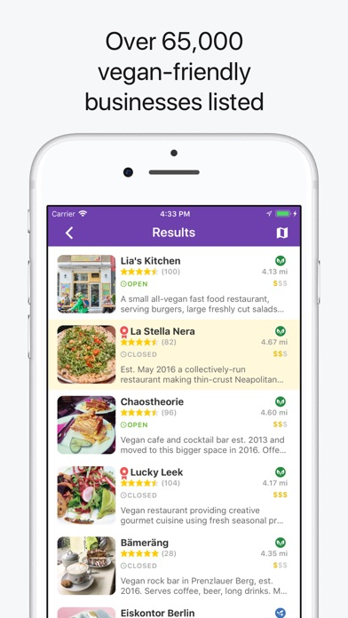 download HappyCow Find Vegan Food apps 3