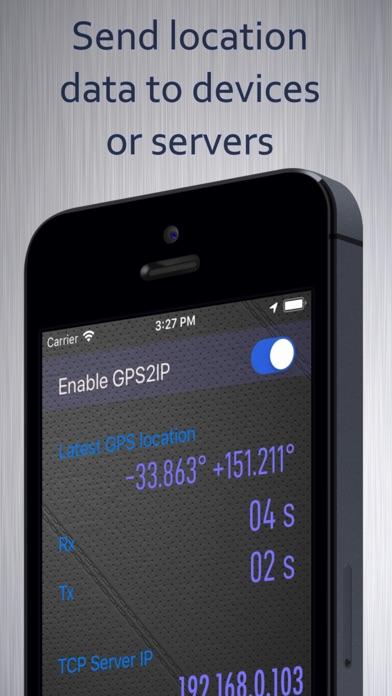 Gps 2 Ip review screenshots