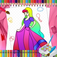 Codes for Princess Coloring Book Fun Hack