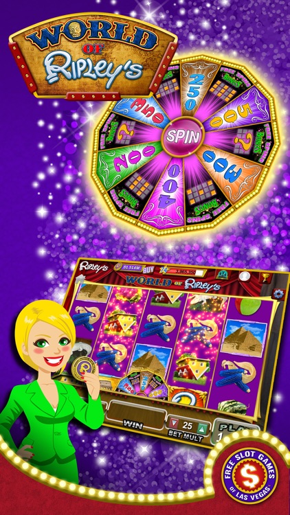 Ripley's Slots! Vegas Casino screenshot-3