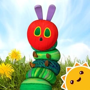 My Very Hungry Caterpillar AR app