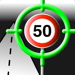 Speedometer - Speed limit cam