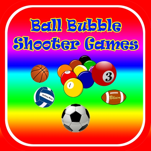 Ball Bubble Shooter Games