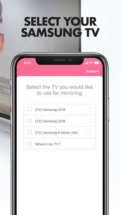 download Mirror for Samsung TV apps 0