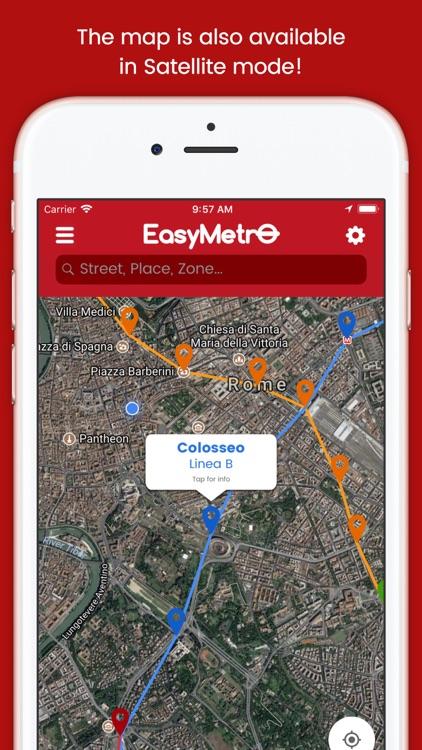 EasyMetro Rome screenshot-4