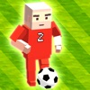 Blocky Soccer Battle Royale