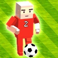 Blocky Soccer Battle Royale