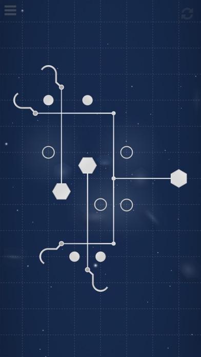 SiNKR: A minimalist puzzle screenshot 2