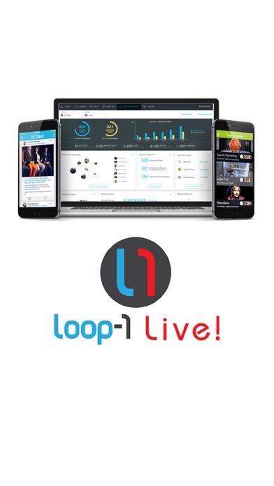 Loop-1 Live! screenshot 1
