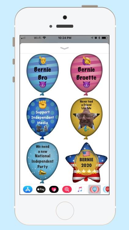 Bernie Balloons