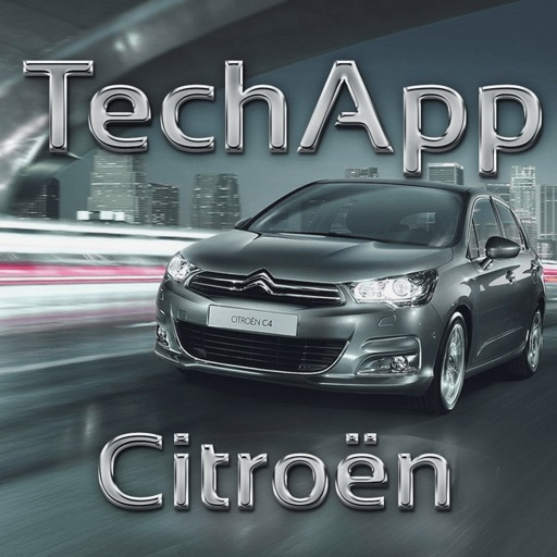 TechApp for Citroën