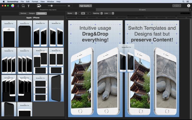 Screenshop: Screenshot Creator
