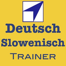 Vocabulary Trainer: German - Slovenian