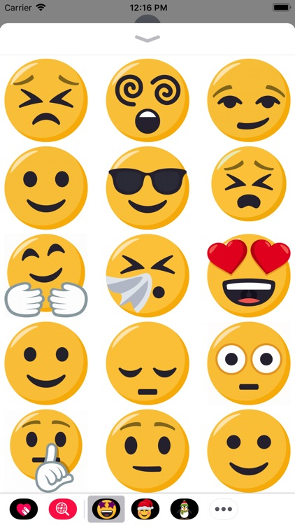 Animated Smileys by EmojiOne