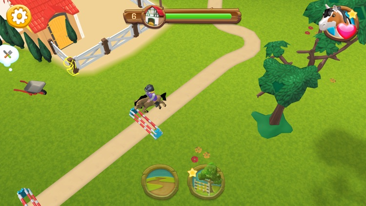 PLAYMOBIL Horse Farm screenshot-3