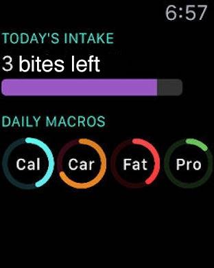 mybites diet macro tracker app price drops
