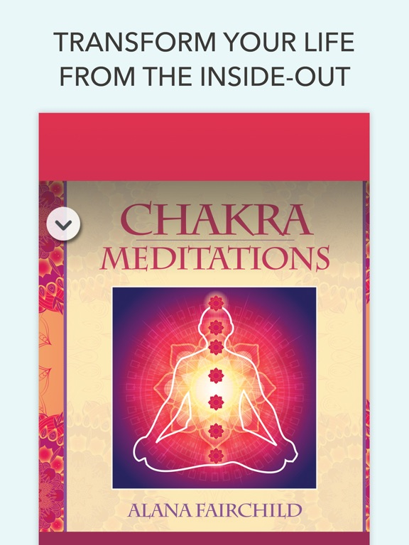 Chakra Meditations screenshot 6