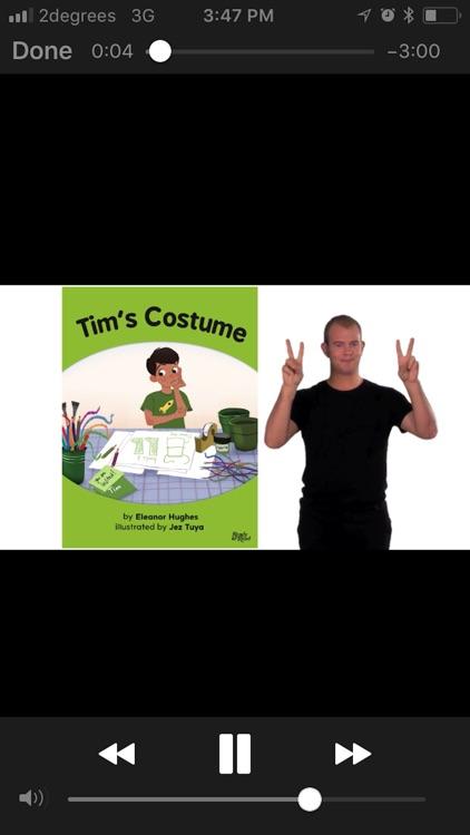 Tim's Costume – Ready to Read screenshot-3