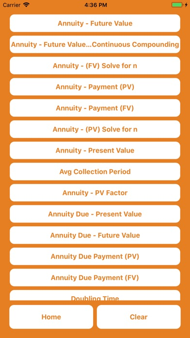 finance calculator ios app price drops